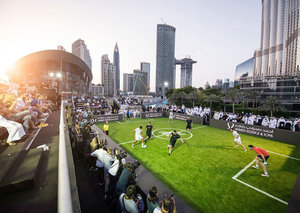 Hublot Match of Friendship Dubai
