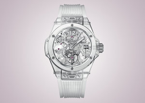 Hublot Big Bang Tourbillon 5-Days gets a sapphire crystal update