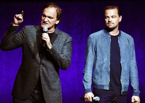 DiCaprio and Tarantino describe new movie as 'close to Pulp Fiction'