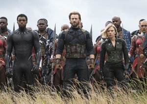 Marvel fans noticed a possible Avengers: Infinity War spoiler