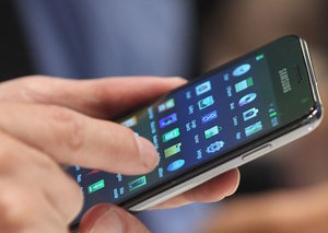 Samsung's new phone will have three screens