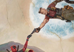 The best thing about 'Deadpool 2'? The writing