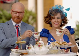 Watch the royal wedding live with Will Ferrell
