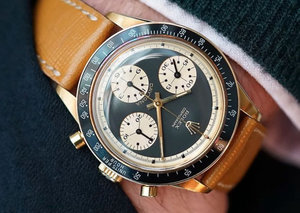 These Rolex Daytonas are expected to sell for AED3.8 million at auction