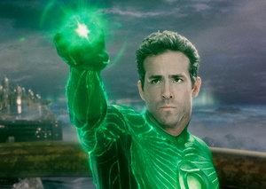 Ryan Reynolds says he's never actually seen 'Green Lantern'