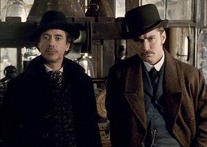 Robert Downey Jr. confirms he's back for Sherlock Holmes 3