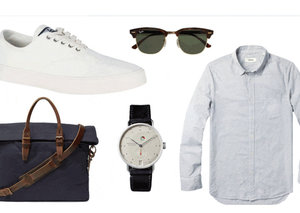 5 easy ways to fit modern prep into your daily style