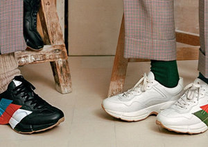 Gucci's new trainers are 'ugly beautiful'
