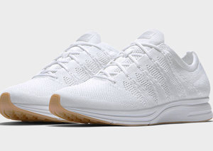 These are the crispest, cleanest Nike Flynit sneakers