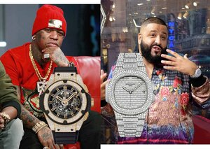 7 greatest watches in hip-hop history