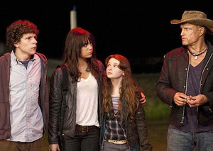 The cast of 'Zombieland' is back (for 'Zombieland 2')