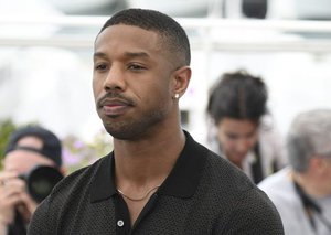 Use Michael B. Jordan's style hack to look more buff