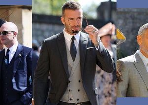 The best-dressed men at the Royal Wedding