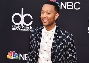 "John Legend's ""All of Me"" is the top love song in the United Arab Emirates"