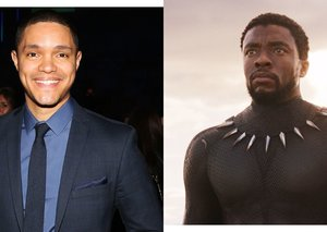 Did you notice Trevor Noah's 'Black Panther' cameo?