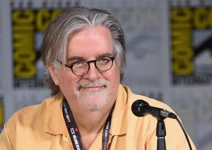 Netflix have picked up Matt Groening's new cartoon