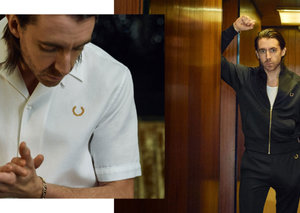 Fred Perry just re-invented the polo shirt (again)