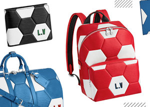 Louis Vuitton makes sports merch now