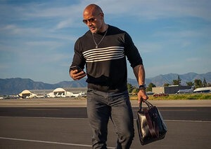 How to Get Dwayne 'The Rock' Johnson's airport style