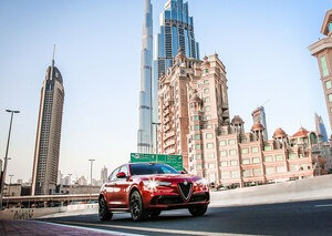 Meet the world's fastest SUV: The Alfa Romeo Stelvio Q