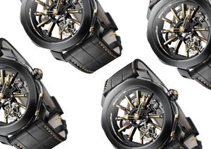 Bulgari just made the ultimate watch for Supercar owners
