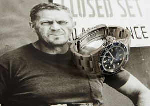 Have US$500,000? Perhaps buy Steve McQueen's Rolex