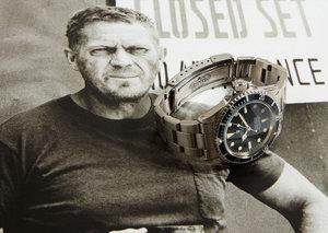 Have US$500,000? Perhaps buy Steve McQueen's Rolex