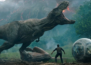 'Jurassic World: Fallen Kingdom' gives the franchise fresh legs