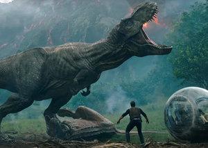 'Jurassic World: Fallen Kingdom' gives the franchise fresh legs