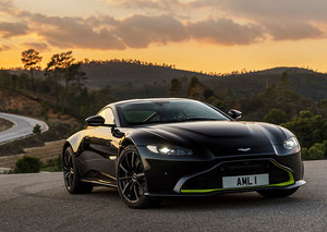 The Aston Martin (ad)Vantage