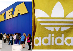 Adidas and Ikea are working together now?