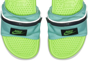 Would you wear Nike's fanny-pack sandals?