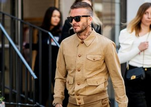 David Beckham rocks the perfect summer boots