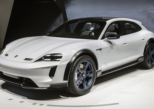 Introducing the Porsche Taycan