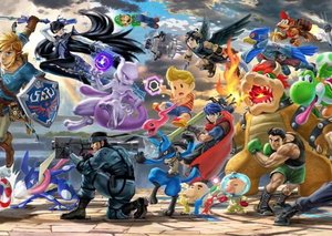 Super Smash Bros. Ultimate unveiled at E3