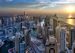 Dubai sure works some long hours