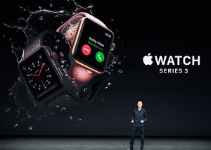 Apple Watch Series 3 Cellular now available in the UAE