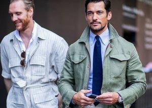 Best street style looks of London Fashion Week