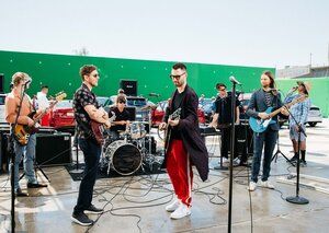Maroon 5 Track Sings 'Don't Worry' About FIFA World Cup With Bob Marley Classic