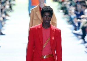 LIVE: Louis Vuitton Men Fashion Show Spring/Summer 2020