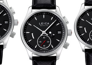 Wait. Leica makes watches now?