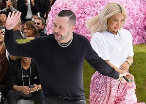 Behind Kim Jones' debut collection for Dior