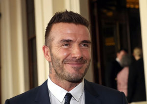 David Beckham just got pranked and it was perfectly awkward