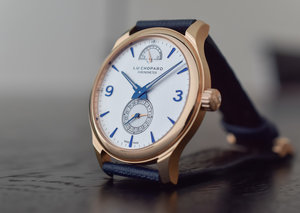 Meet the new Chopard LUC Quattro in fairmined gold