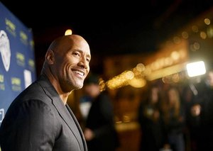 The Esquire interview: Dwayne 'The Rock' Johnson