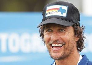 Matthew McConaughey denies 'The McConnaissance'