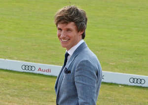 Eddie Redmayne: The master of summer suiting