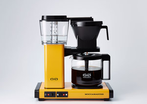The Moccamaster is the supercar of coffee makers