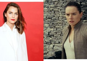 Who will Keri Russell play in Star Wars Episode 9?