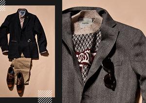 Take your blazer game up a notch